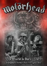 Cover Motörhead - The Wörld Is Ours - Vol 1 [DVD]